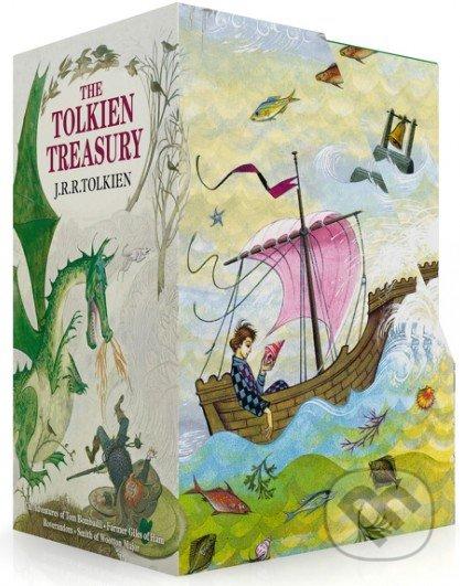 The Tolkien Treasury - J.R.R. Tolkien