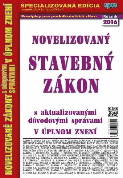 Fatimma.cz Novelizovaný Stavebný zákon Image