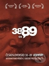 Československo 38-89: Atentát DVD