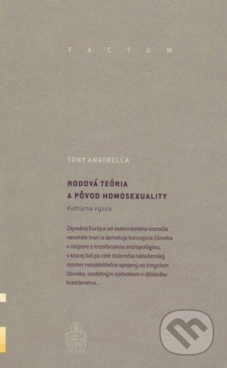 Newdawn.it Rodová teória a pôvod homosexuality Image