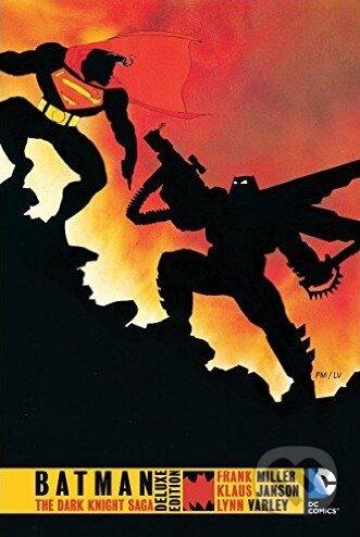 Batman: The Dark Knight Saga - Frank Miller