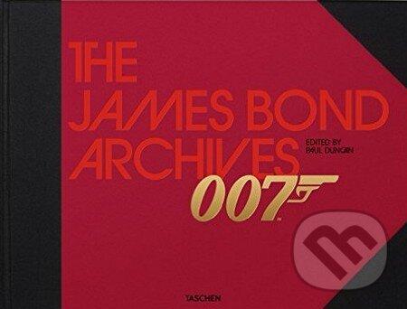 The James Bond Archives - Paul Duncan
