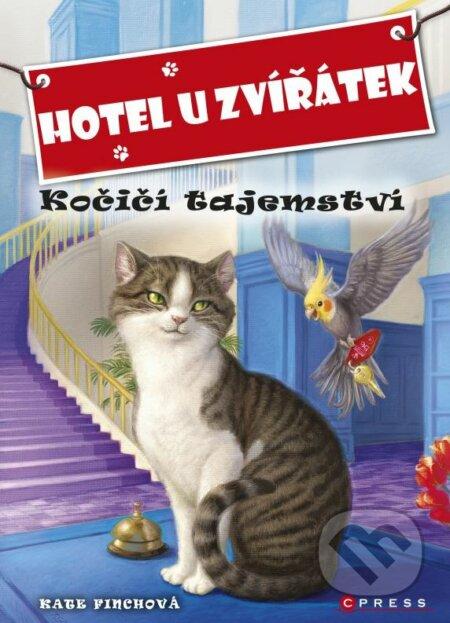 Fatimma.cz Hotel U zvířátek: Kočičí tajemství Image