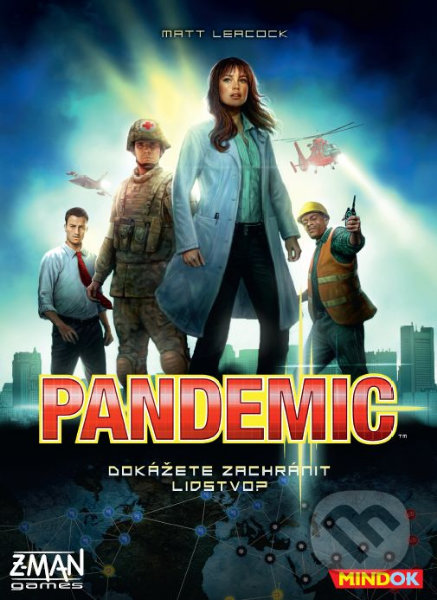 Pandemic - Matt Leacock