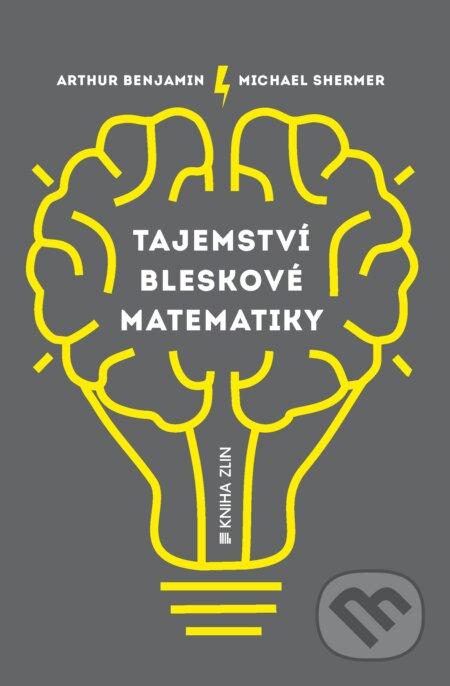 8a9acba6bd46 Kniha  Tajemství bleskové matematiky (Arthur Benjamin a Michael ...