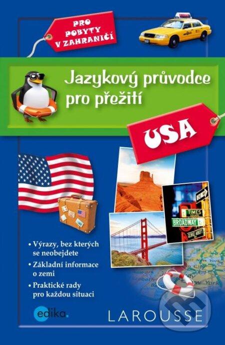 Fatimma.cz Jazykový průvodce pro přežití: USA Image