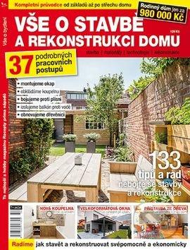 Vše o stavbě a rekonstrukci domu -