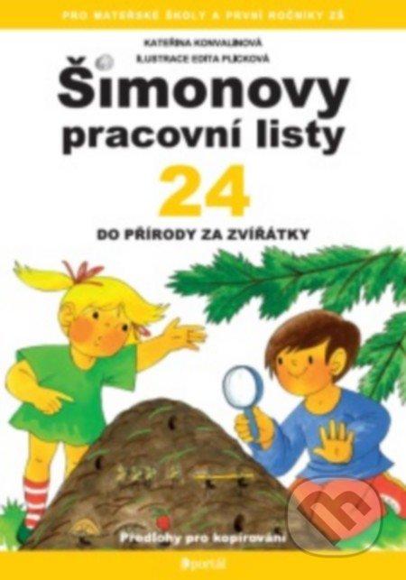 Šimonovy pracovní listy 24 - Kateřina Konvalinová