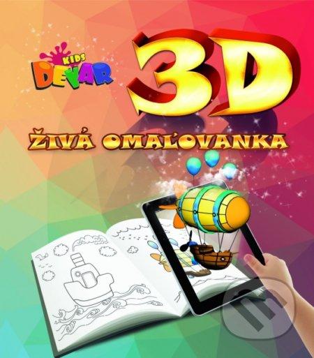 Fatimma.cz 3D Živá omaľovánka Image