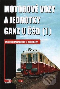 Bthestar.it Motorové vozy a jednotky Ganz u ČSD (1) Image