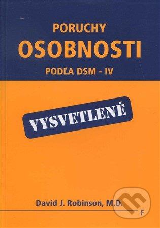 Venirsincontro.it Poruchy osobnosti podľa DSM - IV Image