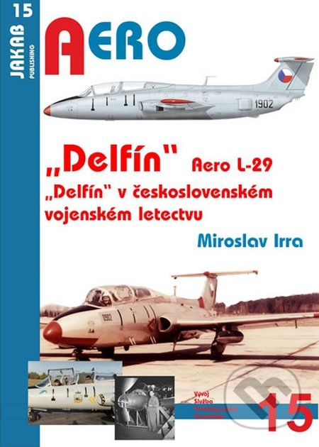 "Peticenemocnicesusice.cz Aero L-29 ""Delfín"" - 1.díl Image"
