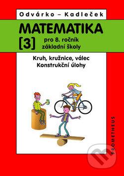 Fatimma.cz Matematika 3 pro 8. ročník základní školy Image