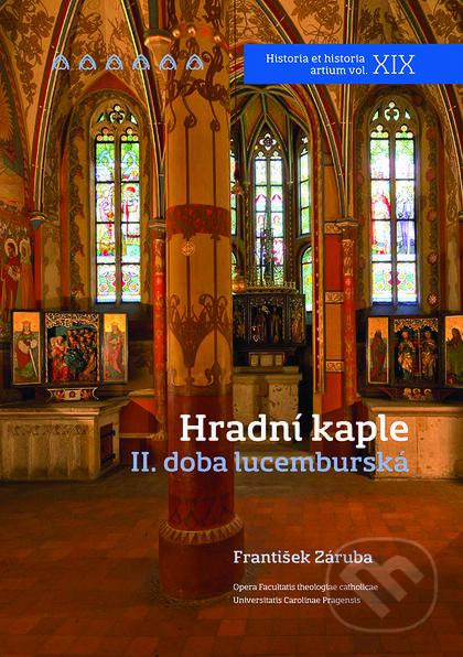 Hradní kaple II. - František Záruba
