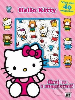 Venirsincontro.it Hello Kitty: Hraj sa s magnetmi Image