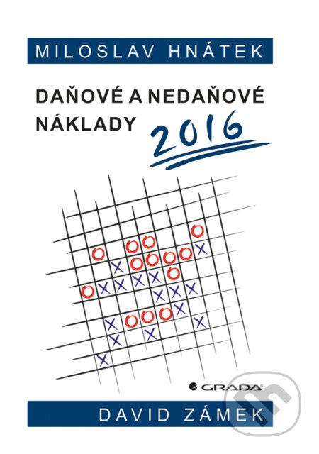 Fatimma.cz Daňové a nedaňové náklady 2016 Image
