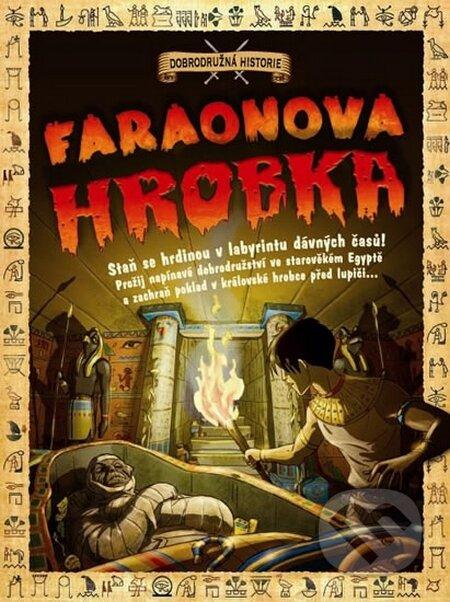 Interdrought2020.com Faraonova hrobka - Dobrodružná historie Image