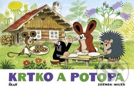 Krtko a potopa - Zdeněk Miler