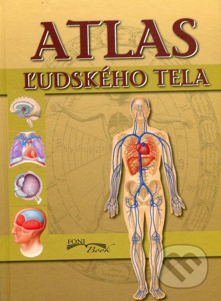 Atlas ľudského tela - Peter Abrahams