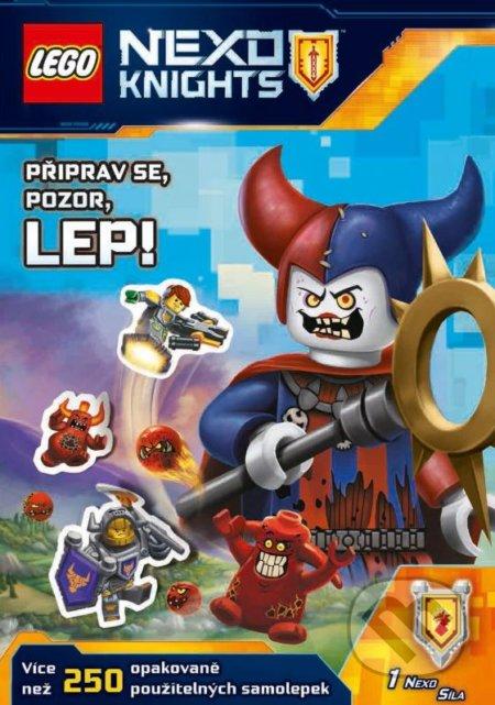 Bthestar.it LEGO NEXO KNIGHTS: Připrav se, pozor, lep! Image