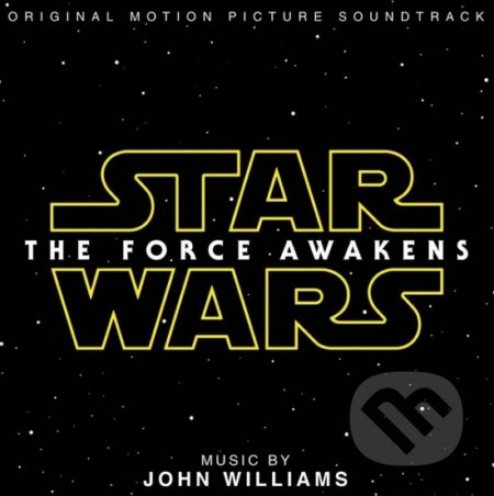 Soundtrack: STAR WARS DELUXE (Episode VII - The Force Awakens/Síla se probouzí) -