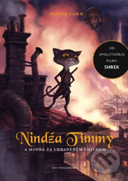 Newdawn.it Nindža Timmy a honba za ukradeným smíchem Image