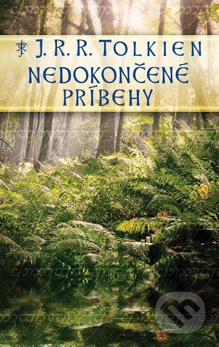 Nedokončené príbehy - J.R.R. Tolkien