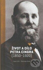 Interdrought2020.com Život a dílo Petra Cingra (1850-1920) Image