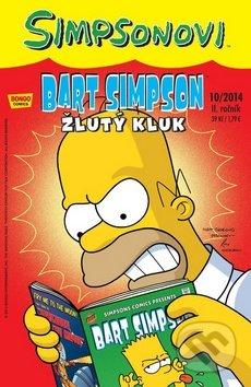 Newdawn.it Bart Simpson: Žlutý kluk Image