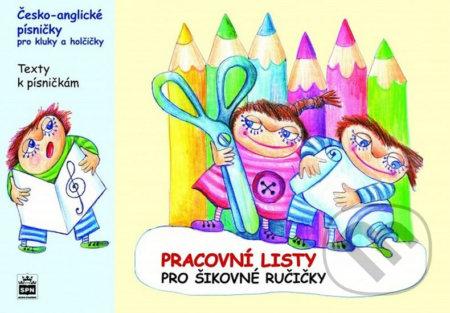 Siracusalife.it Česko-anglické písničky pro kluky a holčičky Image