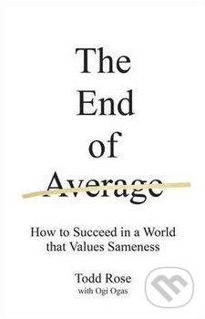 End of Average - Todd Rose, Ogi Ogas