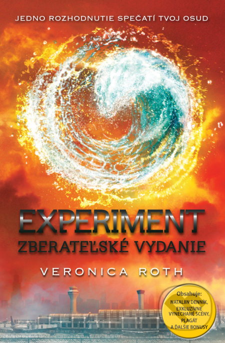 Interdrought2020.com Experiment (Divergencia 3, zberateľské vydanie) Image