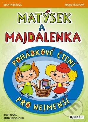 Fatimma.cz Matýsek a Majdalenka: pohádkové čtení pro nejmenší Image