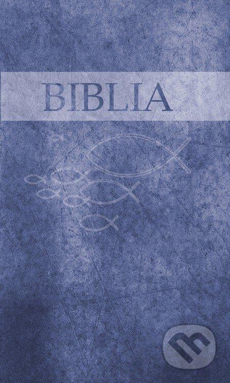 Fatimma.cz Biblia - veľký formát (modrá) Image