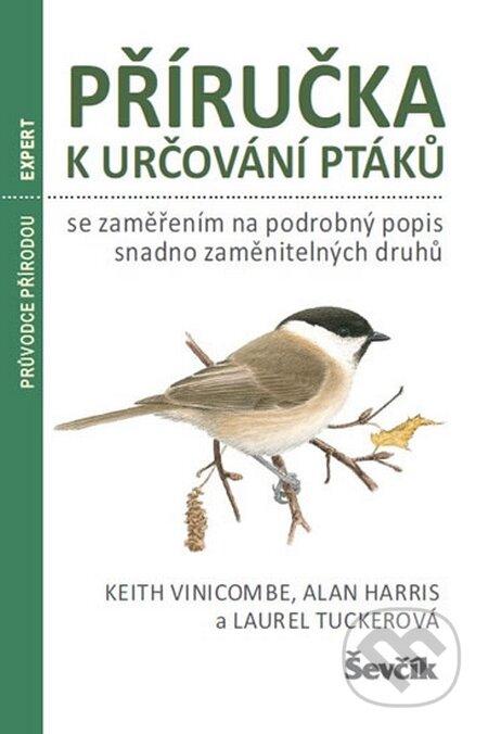 Fatimma.cz Příručka k určování ptáků se zaměřením na podrobný popis snadno zaměnitelných druhů Image