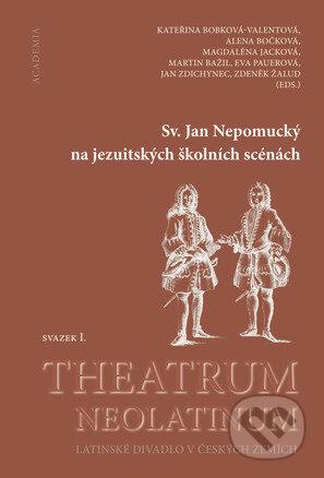 Venirsincontro.it Sv. Jan Nepomucký na jezuitských školních scénách Image