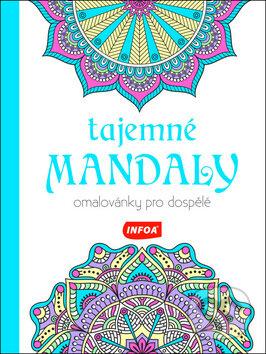 Fatimma.cz Tajemné mandaly - Omalovánky pro dospělé Image