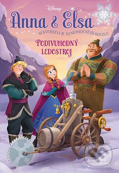 Newdawn.it Anna a Elsa: Podivuhodný ledostroj Image