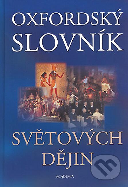 Interdrought2020.com Oxfordský slovník světových dějin Image