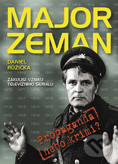 Interdrought2020.com Major Zeman - Propaganda nebo krimi Image