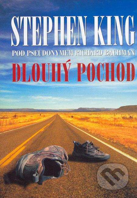 Kniha Dlouhý pochod (Stephen King)