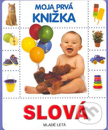 Fatimma.cz Moja prvá knižka - Slová Image