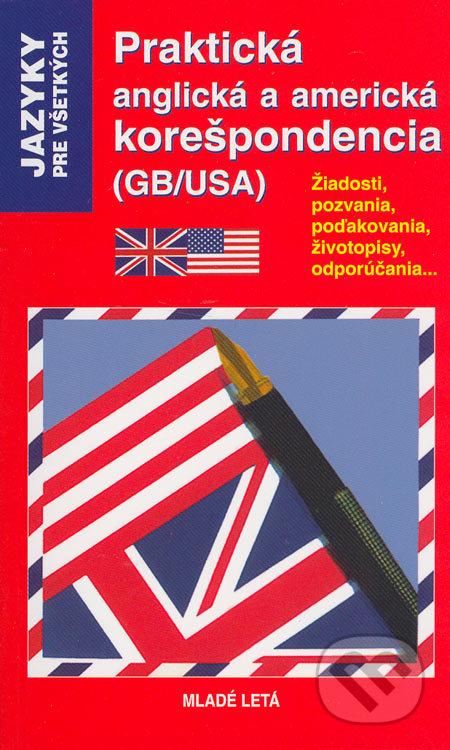 Fatimma.cz Praktická anglická a americká korešpondencia Image
