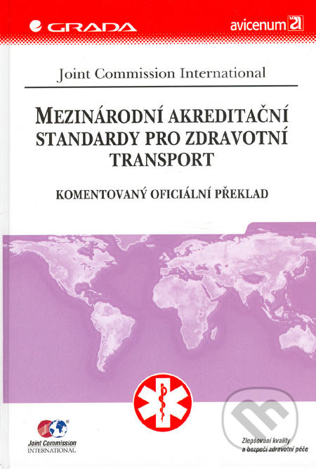 Fatimma.cz Mezinárodní akreditační standardy pro zdravotní transport Image