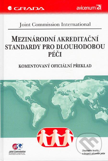 Interdrought2020.com Mezinárodní akreditační standardy pro dlouhodobou péči Image