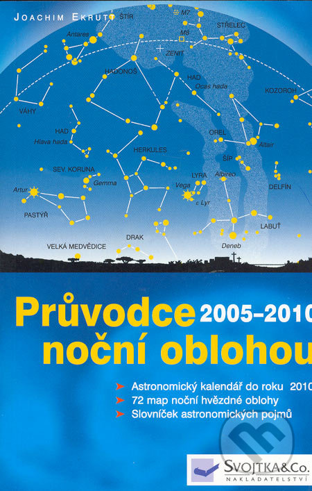 Excelsiorportofino.it Průvodce noční oblohou 2005 - 2010 Image