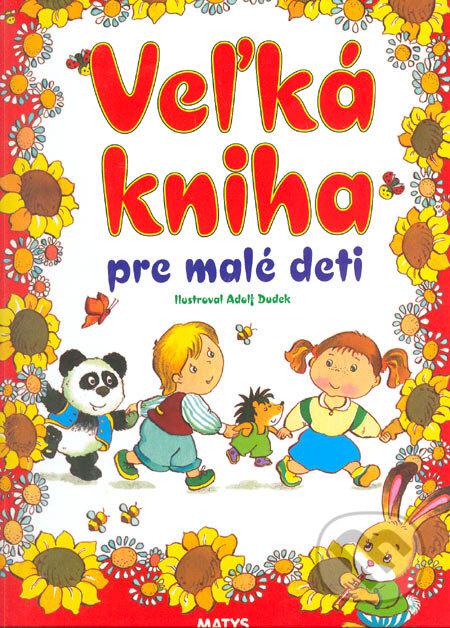 Fatimma.cz Veľká kniha pre malé deti Image