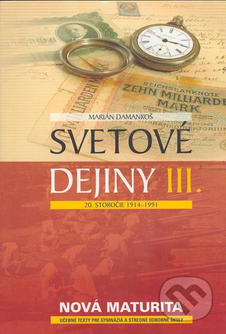 Peticenemocnicesusice.cz Svetové dejiny III Image