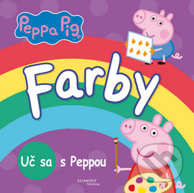 Peppa Pig - Farby - Egmont SK