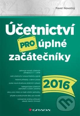 Fatimma.cz Účetnictví pro úplné začátečníky 2016 Image